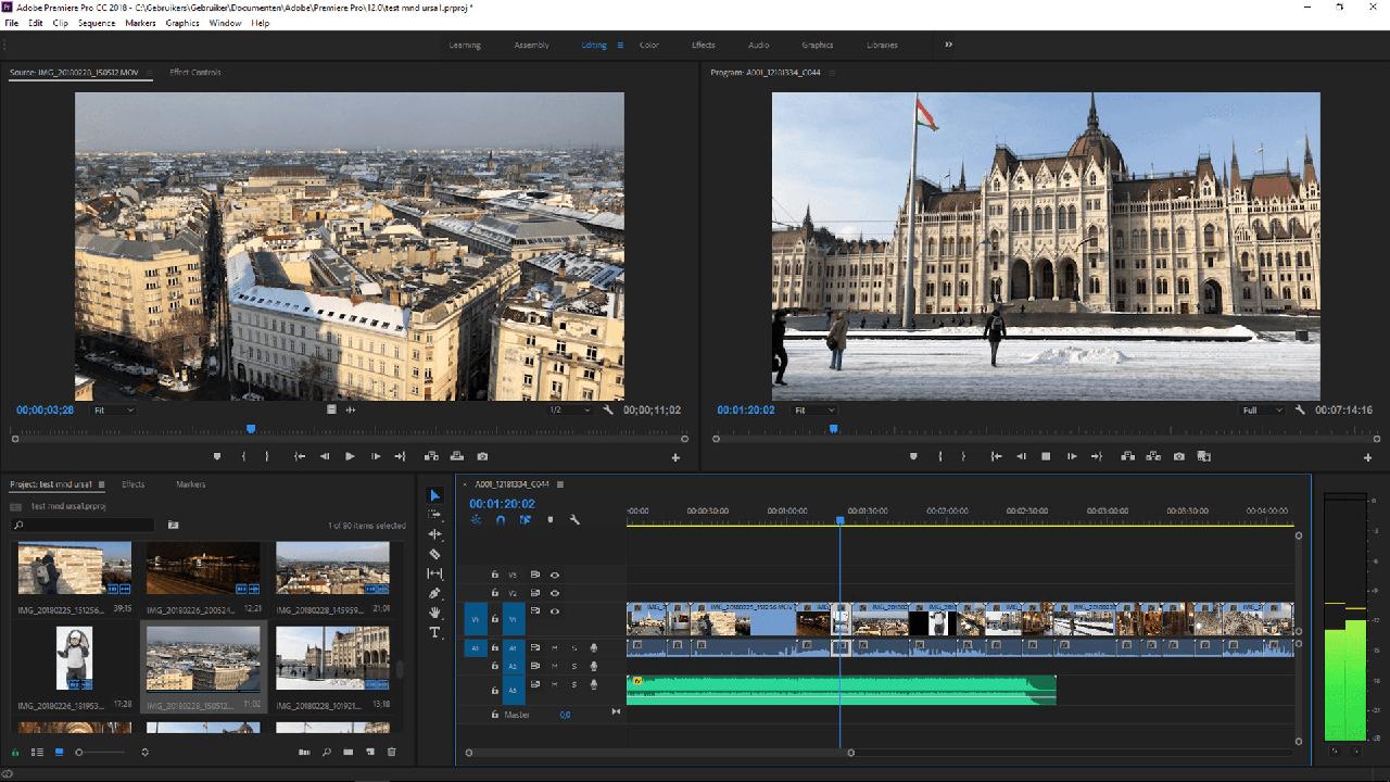 Ccursus Aadobe Premiere Pro