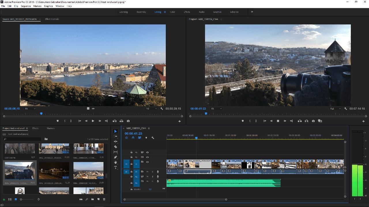 cursussen Adobe Premiere Pro CC
