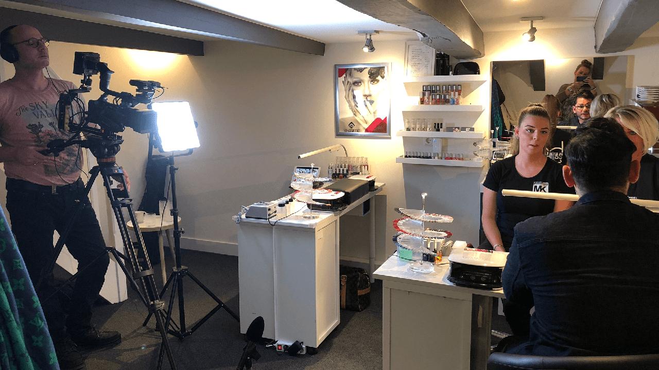 camera opleidingen